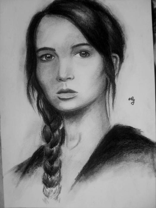 Jennifer Lawrence by ely1605